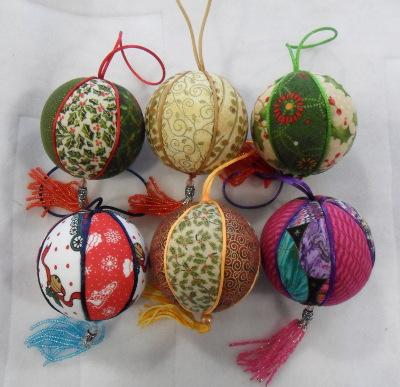 Kimekomi balls